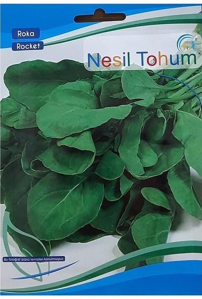 Mutbirlik Erkenci Geniş Yapraklı Roka Tohumu-25 Gram
