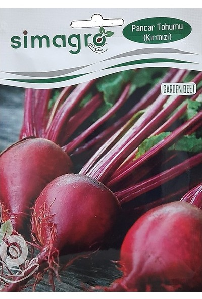Mutbirlik İçi Dışı Kırmızı Pancar Tohumu-10 Gram