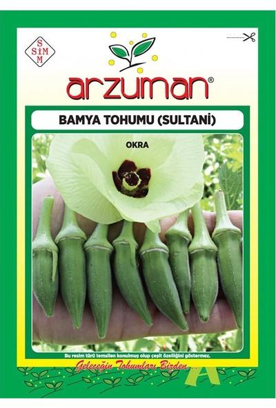 Mutbirlik Meşhur Sultani Bamya Tohumu-25 Gram