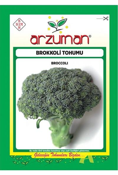 Mutbirlik Sağlıklı Lif Kaynağı Brokoli Tohumu-300 Adet