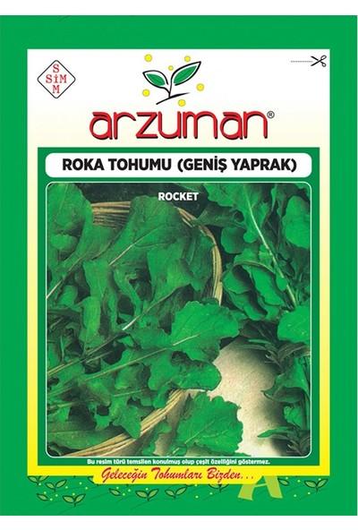 Mutbirlik Geniş Yapraklı Roka Tohumu-25 Gram