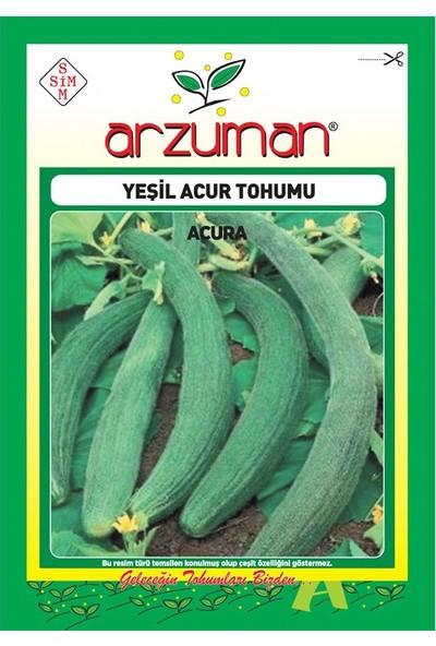 Mutbirlik Green Acura Acur Tohumu-10 Gram