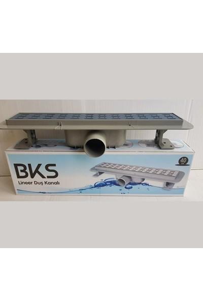 Bks Lineer Duş Kanalı 40 Cm