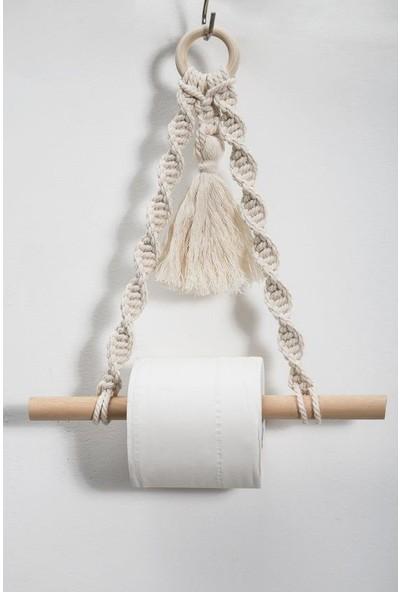 Labonissa El Emeği, Makrome Tuvalet Kağıtlığı