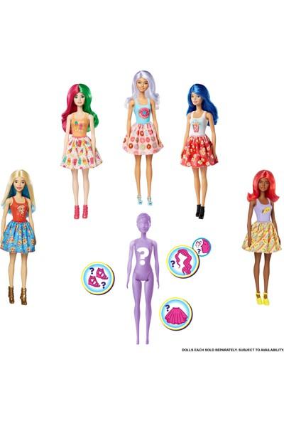 Barbie Color Reveal Renk Değiştiren Sürpriz Barbie Bebekler S2 GTP41