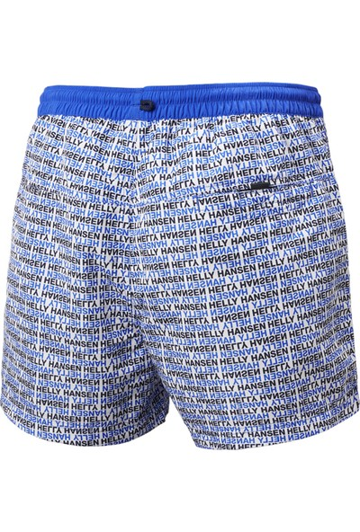 Hh Colwell Trunk HHA.33970 HHA.514 Royal Blue Şort Mayo
