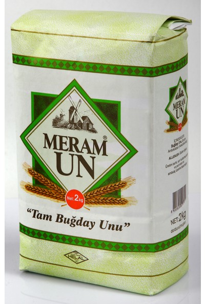 Meram Tam Buğday Unu 2 kg