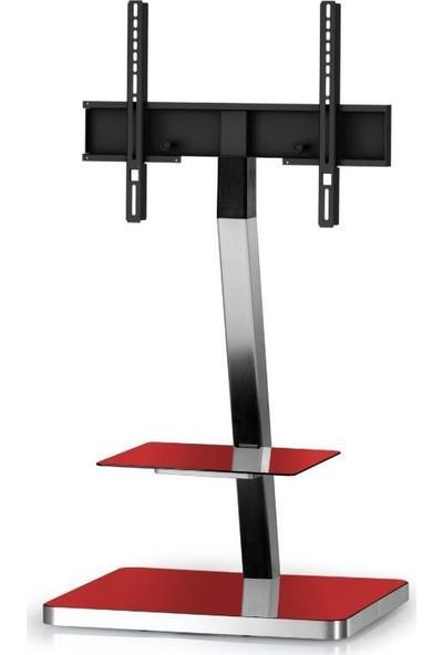 Sonorous Pl 2710 Kırmızı Slv LED Tv Sehpası Kırmızı
