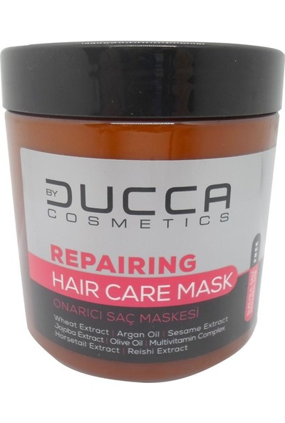 By Ducca Onarıcı Saç Bakım Maskesi 500 ml