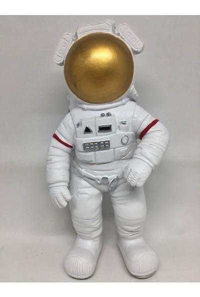 Mrç 3 Lü Astronot Biblo Set