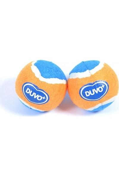 Duvo+ Tennisball Orange Mini Köpek Oyun Topu Ø6cm 2li
