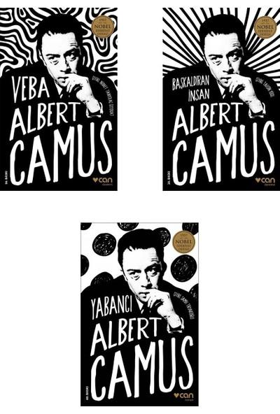 Albert Camus Seti - Yabancı - Veba - Başkaldıran Insan