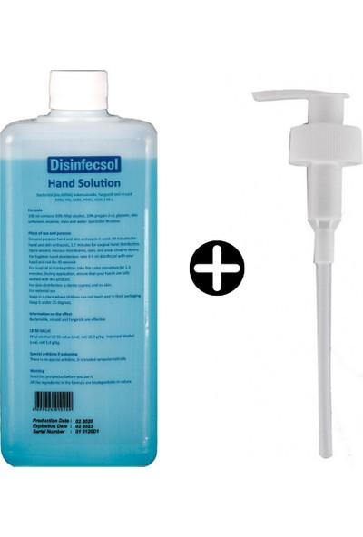 Disinfecsol El ve Cilt Dezenfektanı 1 lt