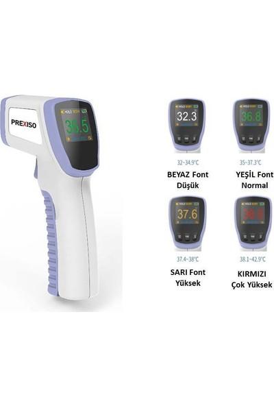 Prexiso Pit 20 Infrared Alından Temassız Ateş Ölçer Termometre