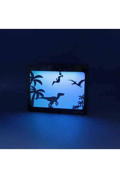 Woyt Toys Dino Gece Lambası
