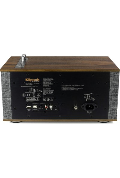 Klipsch The Three Iı - Heritage Serisi Bluetooth Aktif Hoparlör