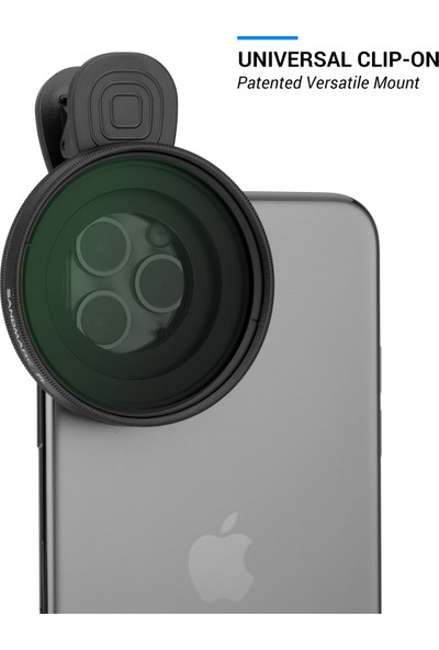 Sandmarc Drama Polarize Filtre - iPhone
