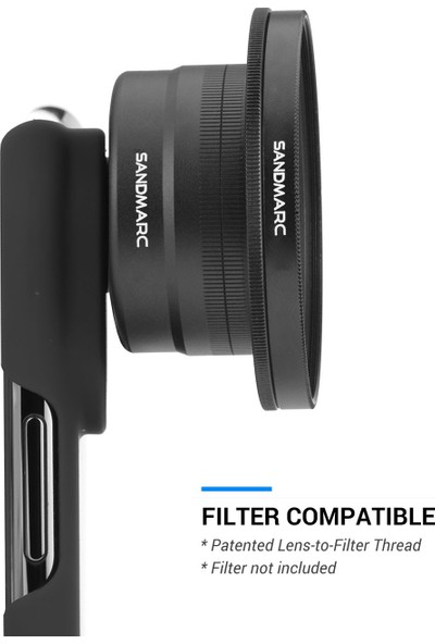 Sandmarc Telefoto Lens - iPhone 11 Pro