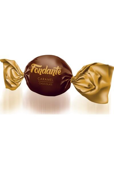 Elvan Fondante Caramel Toffee 400 Gr (1 Adet)
