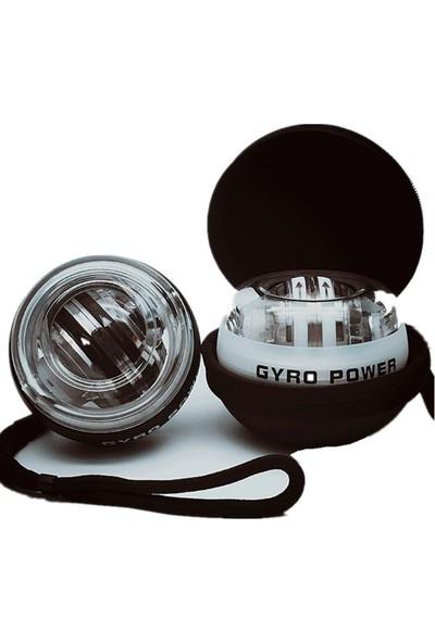 Gyro Autostart Çantalı Multilight Powerball Bilek Egzersiz Topu