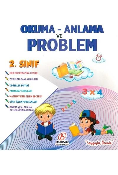 Sadık Uygun Yayınları 2.sınıf Üst Düzey ve Okuma Anlama Problem - 2 Kitap