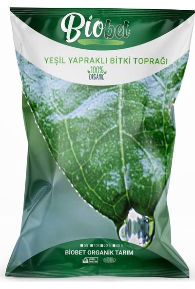 Biobet Yeşil Yapraklı Bitki Toprağı 5 lt