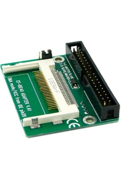 Merpa Cf To Ide 40 Pin Adapter
