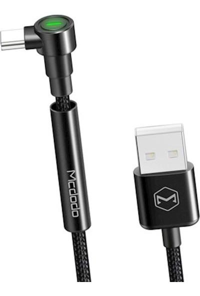 Mcdodo CA-6680 Type-C Hızlı Şarj Data Kablosu Q.c4 Stand Kablolu 2m