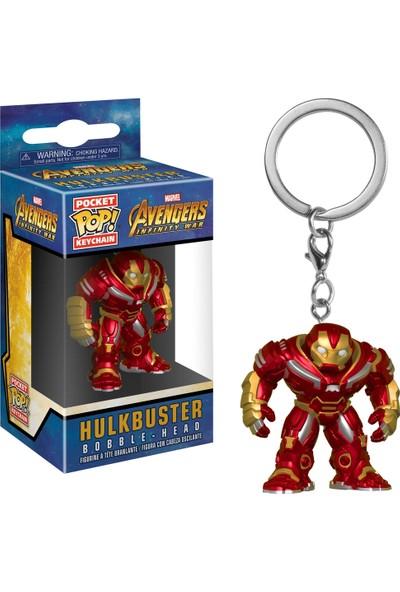 Funko Anahtarlık - Marvel Infinity War Hulkbuster