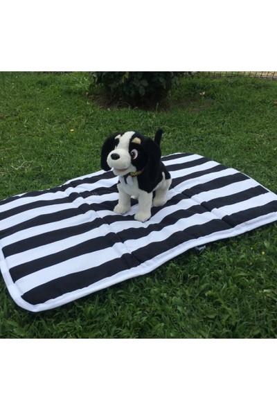 Teepee House Taşınabilir Köpek Matı/yatağı