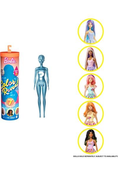 Barbie Color Reveal Renk Değiştiren Sürpriz Barbie Bebekler GTP42