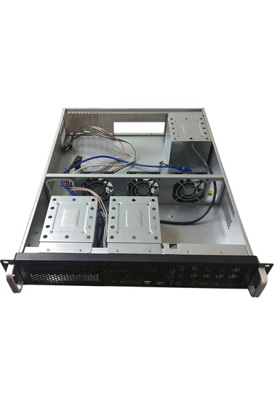 TGC 20550 2u Server Kasa 550 mm