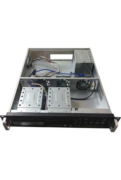 TGC 20550 2u Server Kasa 550 mm