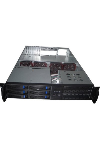 TGC 2306B 2u Hotswap Server Kasa
