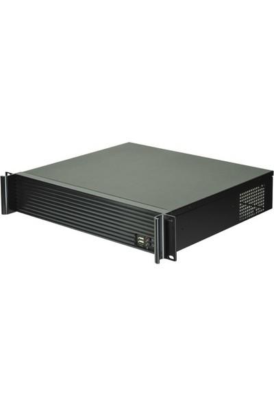 TGC 2380 2u Kısa Alüminyum Server Kasa