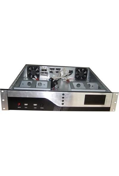 TGC 2430 2u Server Kasa