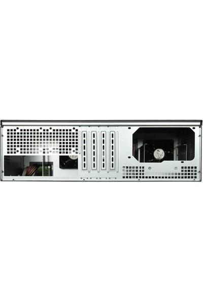 TGC 3380 3u Kısa Alüminyum Server Kasa