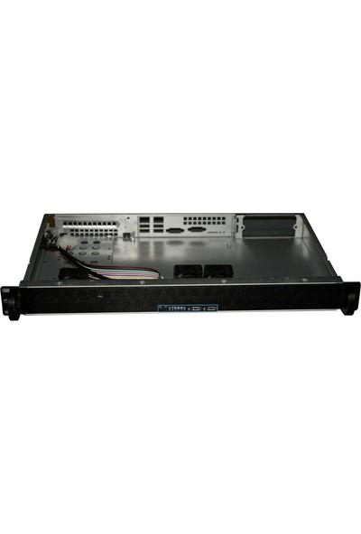 TGC H1-250L Kısa 1u Server Kasa 250 mm