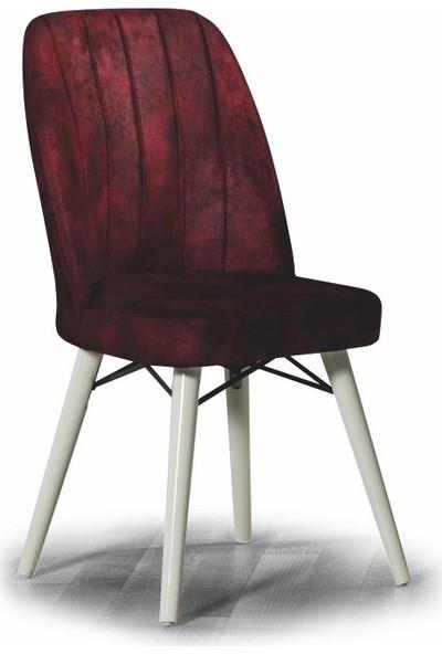 Laçes House Ahşap Ayaklı Sandalye