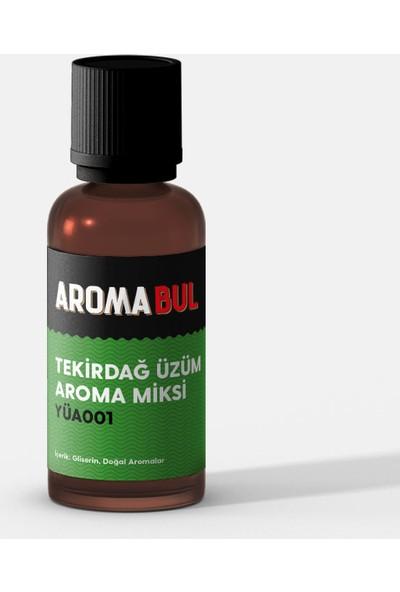 Aromabul Tekirdağ Üzüm Aroması Miksi 15 ml
