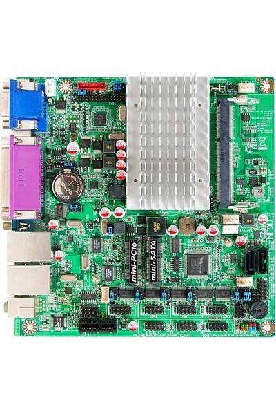 IPC NF9U-2930 Intel B250 1333 MHz DDR3 FCBGA1170 Pin Mini ITX Anakart