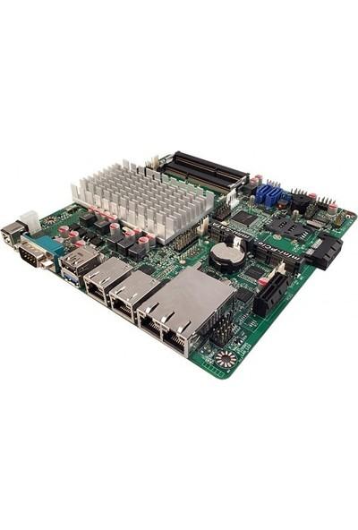 IPC NF9HG-2930 Intel B250 1333 MHz DDR3 1170 Pin Mini ITX Anakart