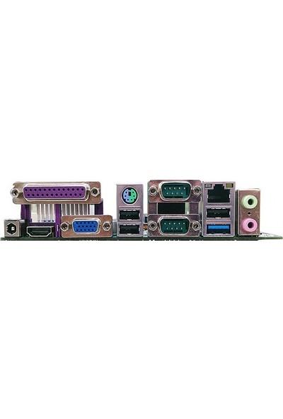 IPC NF9T N2930 1333 MHz DDR3 Dahili İşlemci Mini ITX Anakart