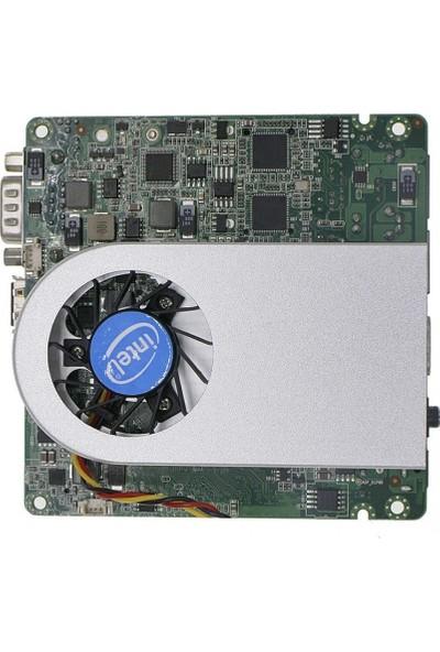 IPC NU93-2930 Fintek F81803U 1333 MHz DDR3 1170 Pin Mini ITX Anakart