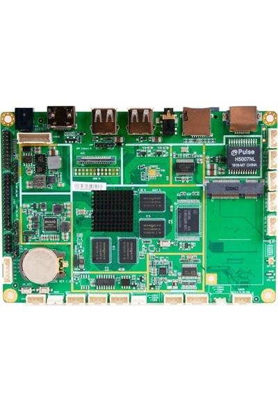 Jetway ARM-R3288-2N AMD TRX40 1333 MHz DDR3 Dahili İşlemci Mini ITX Anakart