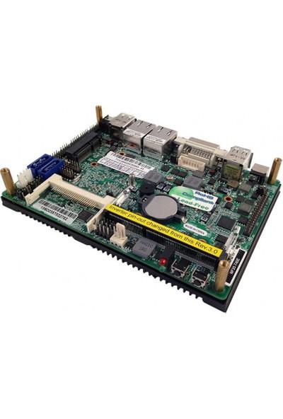 Jetway NF35-T40E AMD Brazos G-Series 1333 MHz DDR3 Soket AM1 Mini ITX Anakart