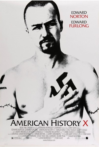 American History X (1998) 50 x 70 Poster