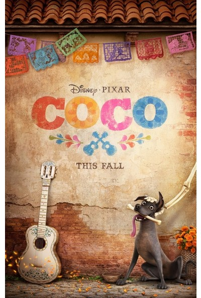 Coco (2017) 50 x 70 Poster