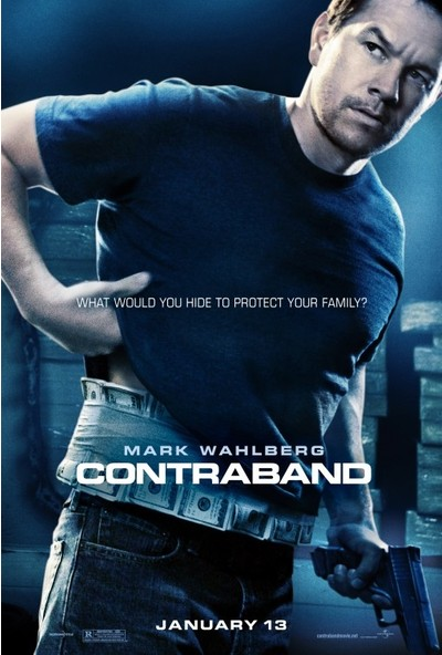 Contraband (2012) 50 x 70 Poster