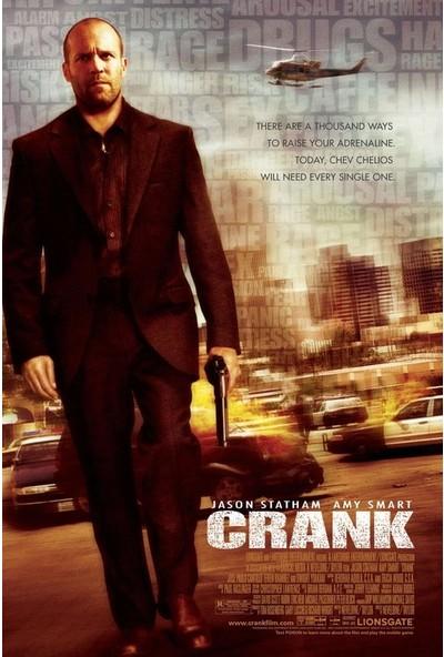 Crank (2006) 50 x 70 Poster